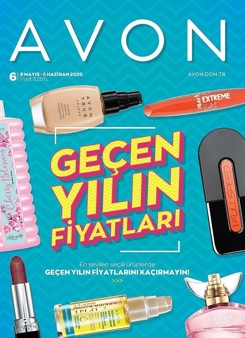 Avon Haziran Kataloğu Online 2020
