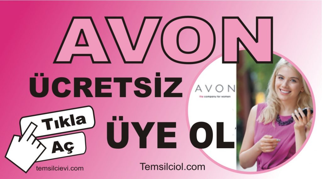 Avon Ücretsiz Üye Ol