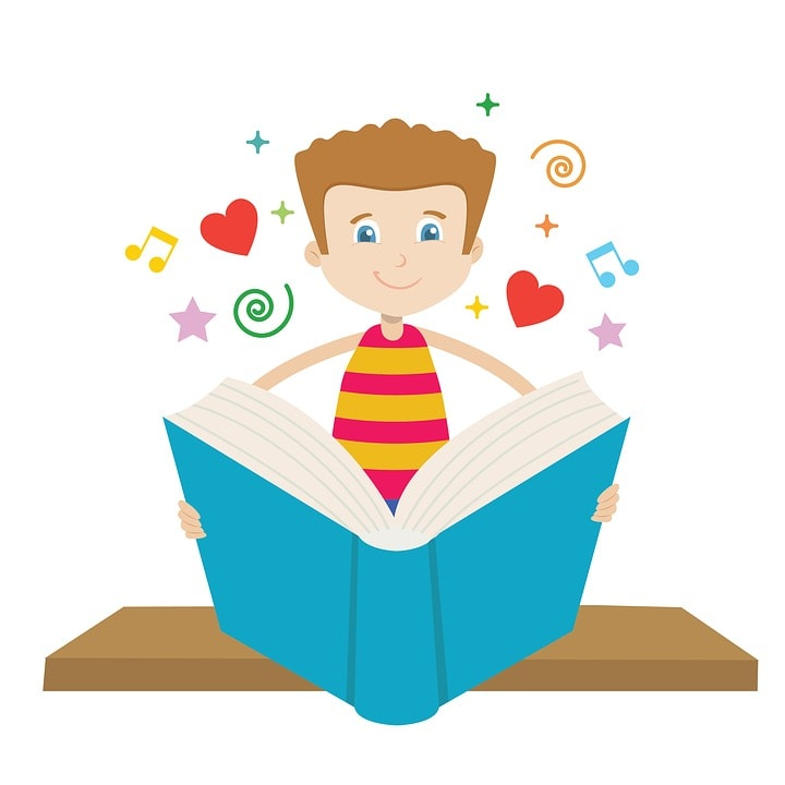 Çocuklara Masal Kitabı Okuma